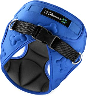 Metric USA/Comfort Fit Pets No Pull Small Dog Harness Vest ● Easy to Put on & Take Off ● Soft Padded Interior & Exterior Puppy Harness ● Ensures Your Dog is Snug & Comfortable