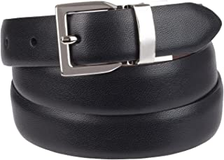 Women's Reversible Casual Belt with Stretch Technology