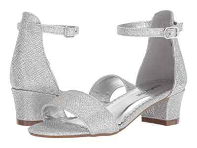 Nine West Kids Eevah (Little Kid/Big Kid) (Silver Metallic) Girl