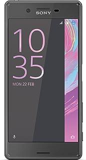 "Sony Xperia X 12.7 cm (5"") 3 GB 32 GB 4G Negro 2620 mAh - Smartphone (12.7 cm (5""), 3 GB, 32 GB, 23 MP, Android 6.0, Negro)"