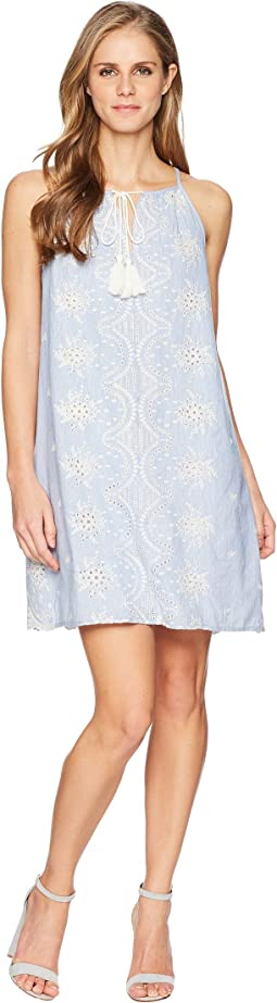 Karen Kane Embroidered Dress