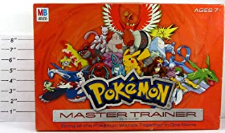 Pokemon Master Trainer Game