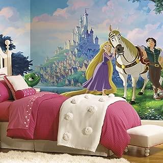 RoomMates Disney Princess Tangled Removable Wall Mural - 10.5 feet X 6 feet