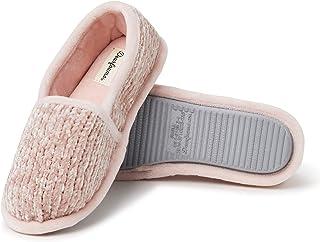 Dearfoams Chenille A-Line womens Slipper