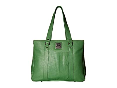 Kenneth Cole Reaction Casual Fling 15.0 Computer Tote (Kelly Green) Tote Handbags