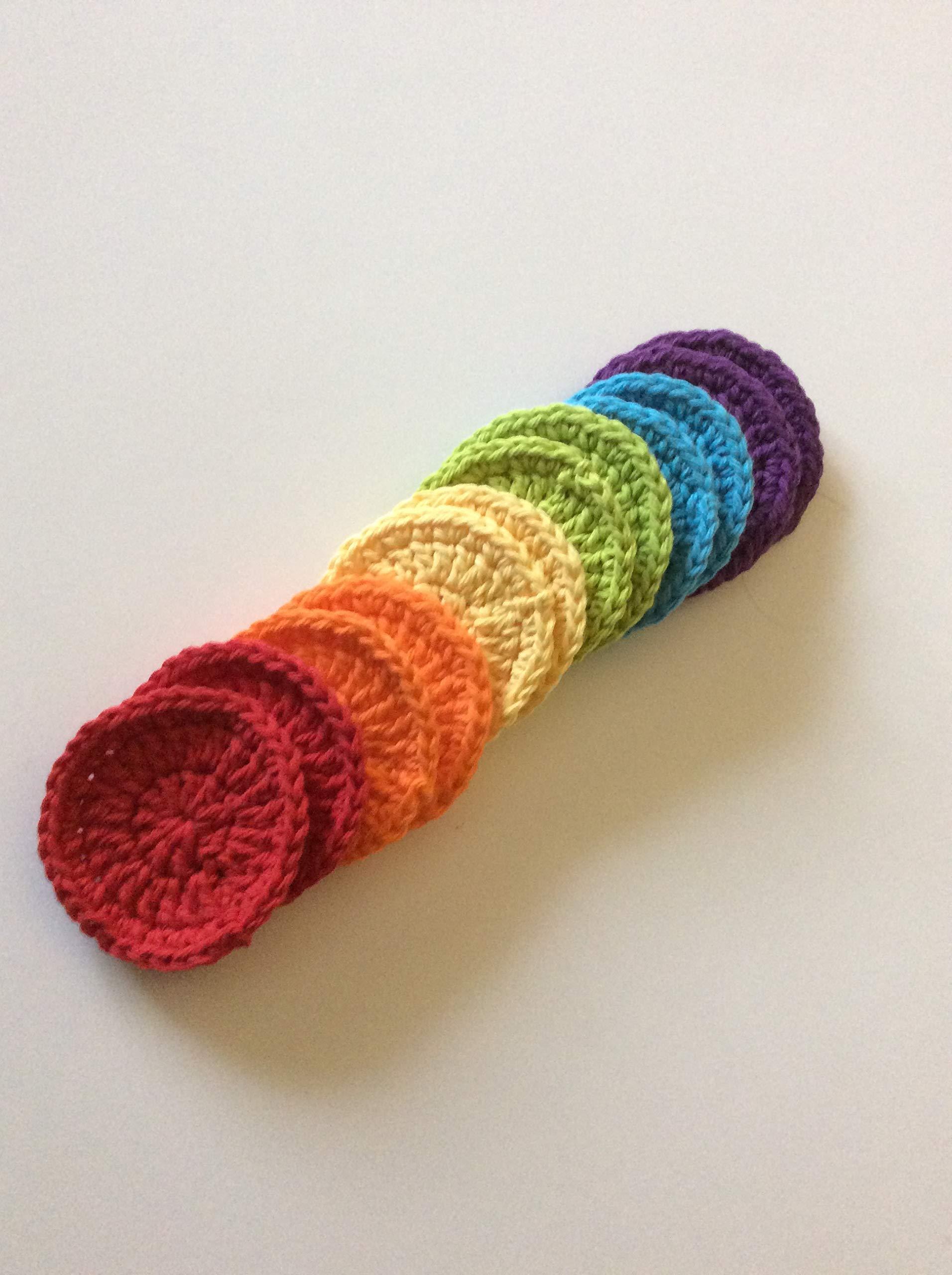 Crochet Round Scrubbies Only New Crochet Patterns