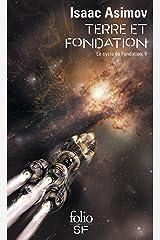 Le Cycle de Fondation (Tome 5) - Terre et Fondation Format Kindle