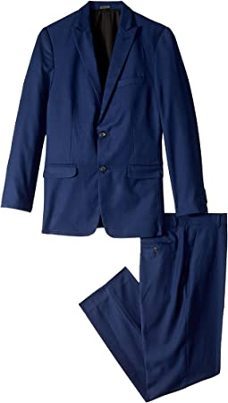 Calvin Klein Kids - Two-Piece Infinite Suit (Little Kids)