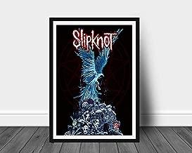 Slipknot Limited Poster Artwork - Professional Wall Art Merchandise (More (11x14)