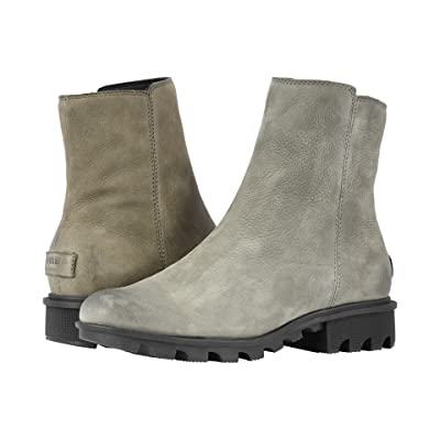 SOREL Phoenixtm Zip (Quarry Full Grain Leather) Women