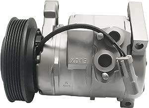 RYC Remanufactured AC Compressor and A/C Clutch GG374