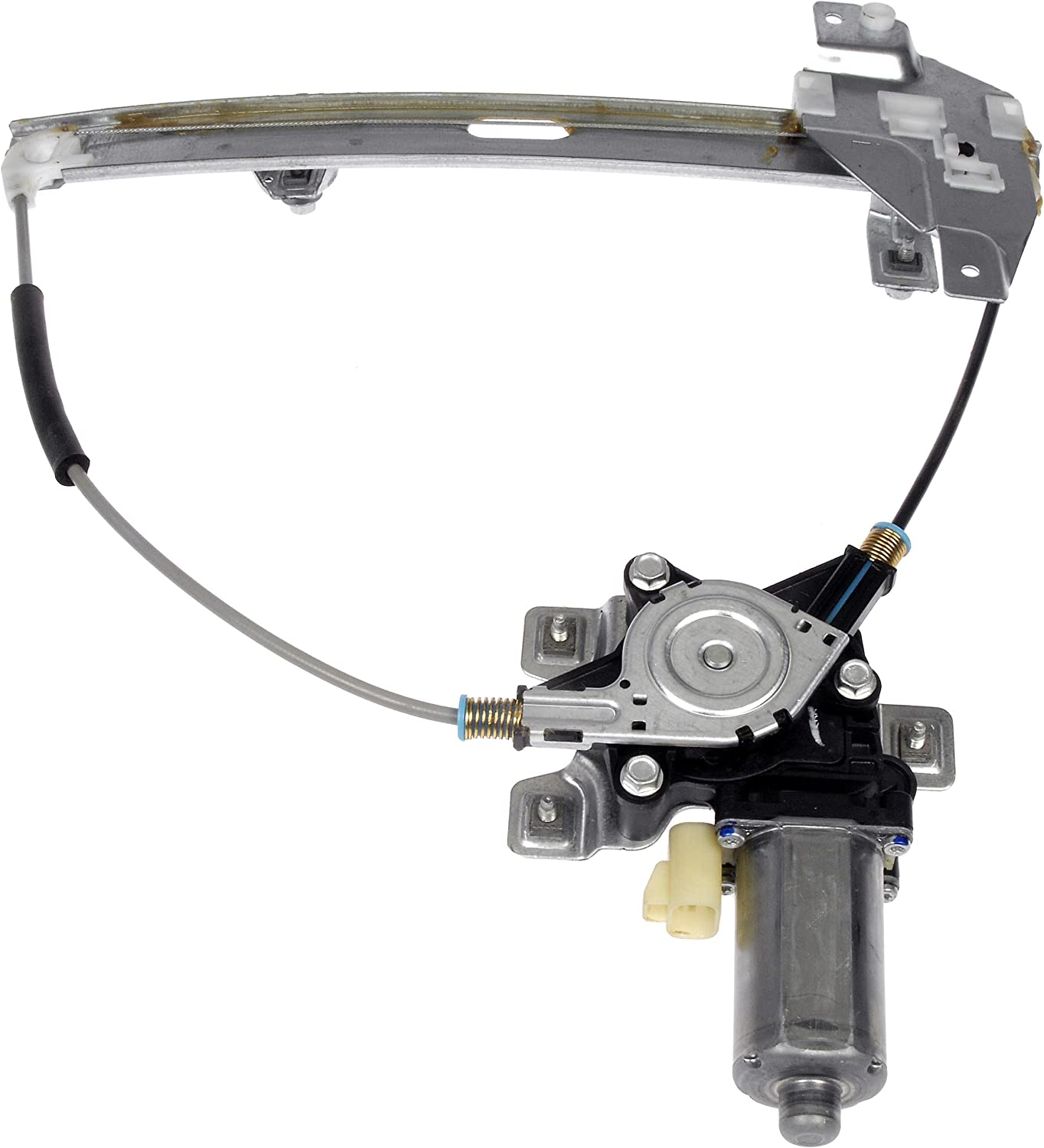 For Chevy Equinox 05-08 Dorman 742-562 Solutions Rear Driver Side Window Motor