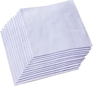 thick cotton handkerchiefs