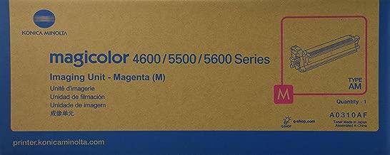 Konica Minolta A0310AF Magicolor 4650 4690 4695 5550 5570 5650 5670 Drum (Magenta) in Retail Packaging