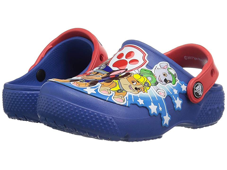Crocs Kids Crocs FunLab Paw Patroltm Clog (Toddler/Little Kid) (Blue Jean) Kid