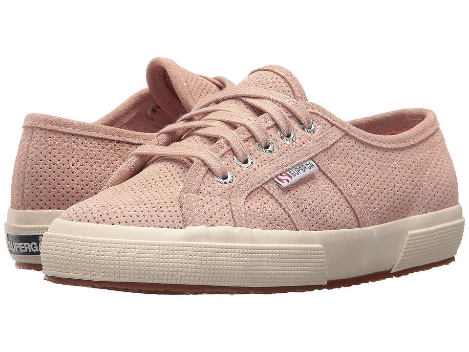 Superga 2750 Perf (Pink) Women
