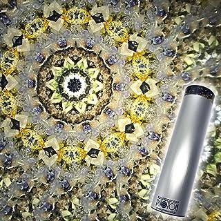 日本製『ダイヤモンド ダスト』 オイル万華鏡 ルチル ゴールド diamond-gold【母の日】【父の日】【ギフト】【クリスマス】【誕生日】【お祝い】