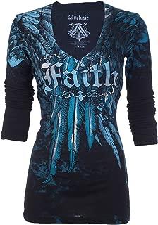Best affliction women's t shirts Reviews
