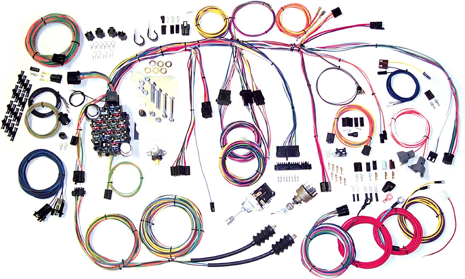 American Autowire Mesa Mall 500560 Truck Wiring Harness Max 69% OFF Chevy for 60-66