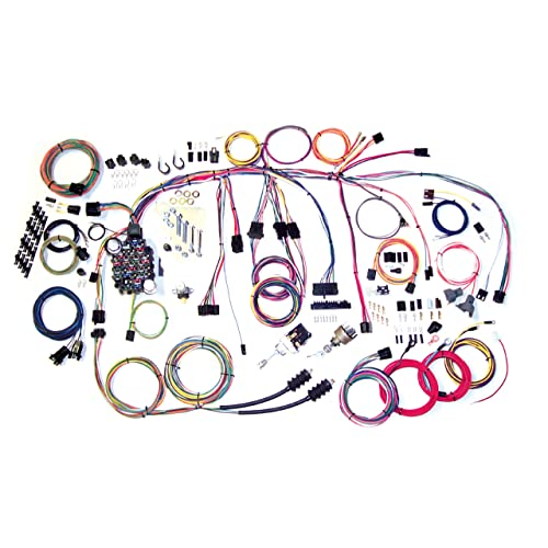 Amazon.com: American Autowire 500560 Truck Wiring Harness for 60-66 on mercury wiring harness, vermeer wiring harness, john deere lawn tractor wiring, perkins wiring harness, 5.0 mustang wiring harness, exmark wiring harness, john deere stereo wiring, gravely wiring harness, john deere 410g wiring diagram, porsche wiring harness, troy bilt wiring harness, generac wiring harness, john deere b wiring, john deere wiring plug, allis chalmers wd wiring harness, john deere electrical harness, large wiring harness, mitsubishi wiring harness, john deere solenoid wiring, scag wiring harness,