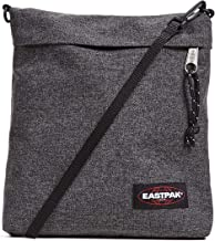 Eastpak Men's Lux Shoulder Bag, Black Denim, One Size