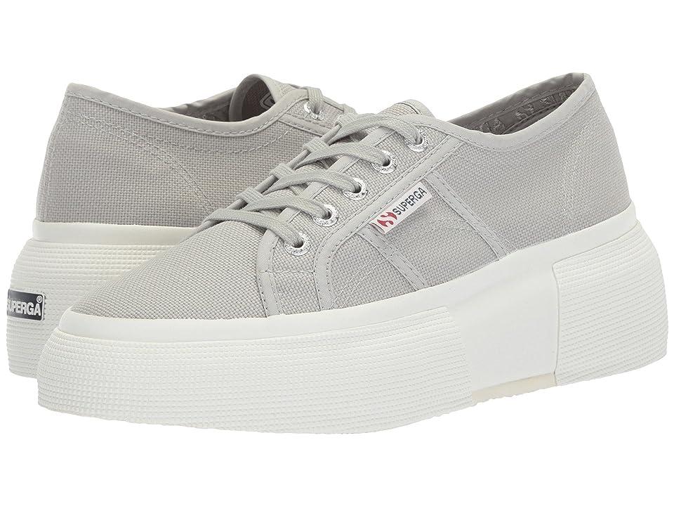 Superga 2287 COTU (Light Grey) Women