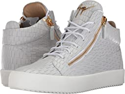 Giuseppe Zanotti - May London Mid Top Zayn Sneaker