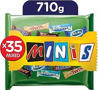 MARS Best Of Minis Chocolate Bag, 710g