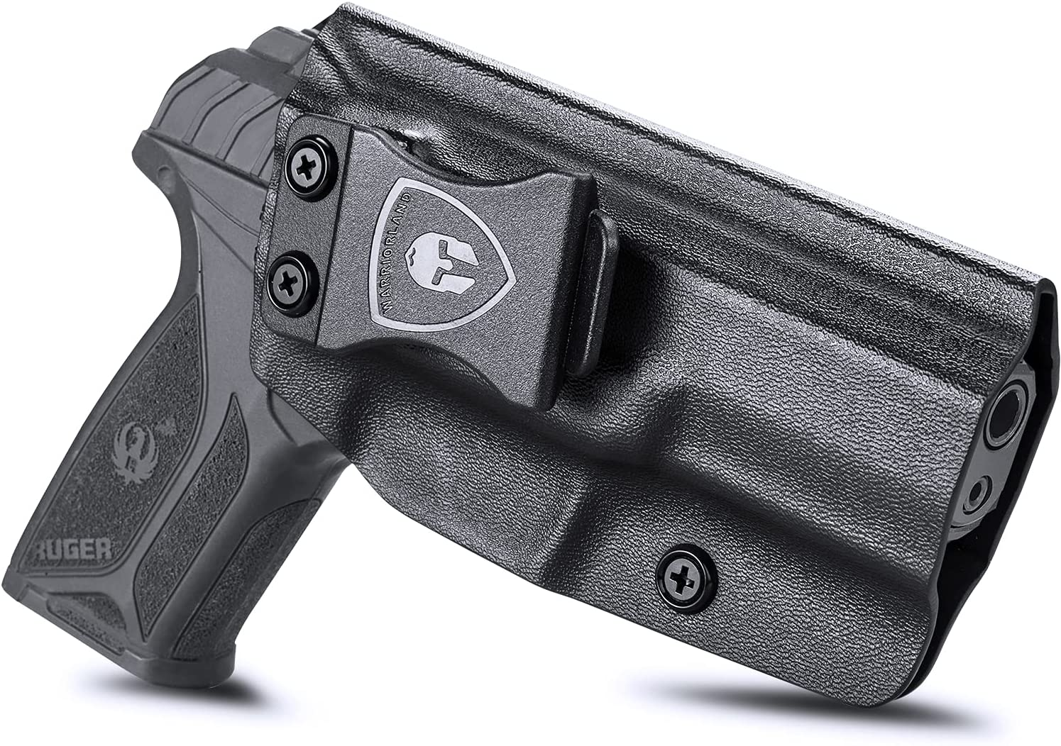 Ruger Security 9mm Holster wholesale Kydex Fit: IWB Kansas City Mall Securit
