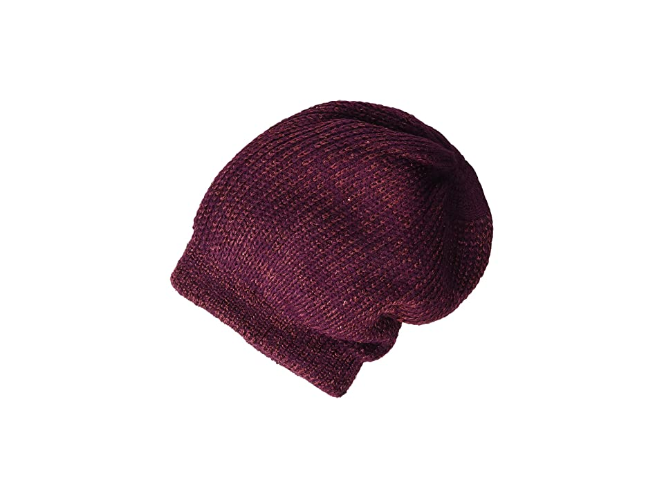 BCBGeneration Galaxy Slouch Beanie (Winery) Beanies