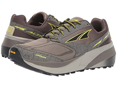 Altra Footwear Olympus 3.5 (Gray/Lime) Men