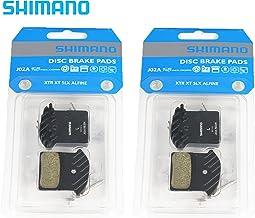 Shimano J02A Resin Disc Brake Pad for Shimano Brake (2 Pairs)