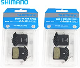 Shimano J02A Resin Disc Brake Pad for Shimano Brake (2 Pairs)