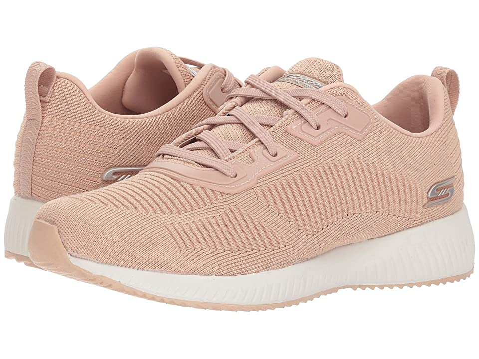 BOBS from SKECHERS Bobs Squad Total G (Light Pink) Women