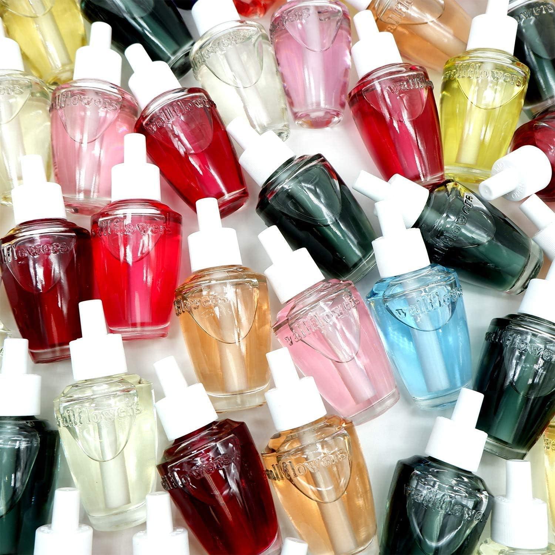 4 Pack Assorted BBW Ranking TOP11 Wallflowers Home Refills Fragrance Max 64% OFF Bulbs Va