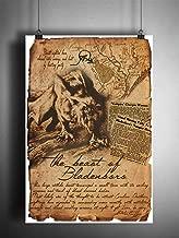 Beast of bladenboro weird North Carolina, myths monsters and folklore, cryptid bestiary art