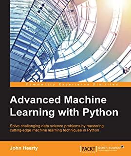 Advanced Machine Learning with Python