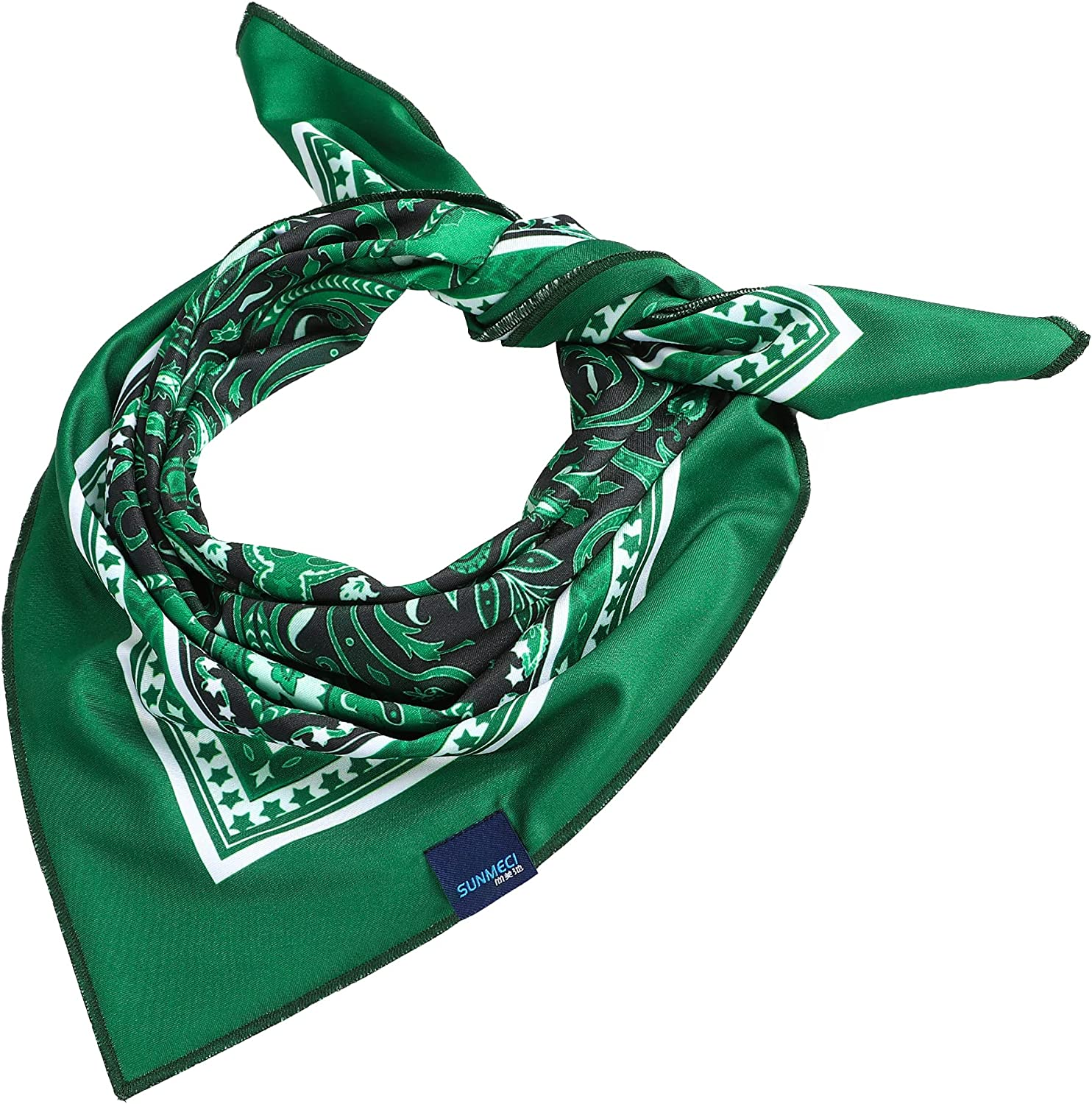 Bandana for Beauty products Men - Not Fade Printed 2 Pirate Ultra-Cheap Deals Cowboy Scarf