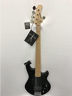 Fernandes Atlas 5X 5 String Electric Bass - Black