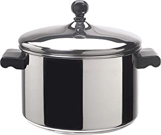 Farberware Classic Stainless Steel 4-Quart Covered Saucepot - 50004 - Silver