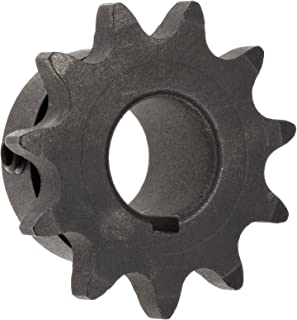 TRITAN Roller Chain Sprocket,Finished Bore 40BS13H X 1