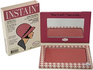 In Stain Blush Houndstooth