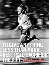 Kai'Sa Steve Prefontaine Athlete Motivational Poster Art Print Posters 18×24 Inches Unframed Poster Print