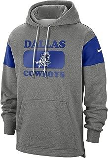 Dallas Cowboys NFL Mens HO19 Historic Hoodie
