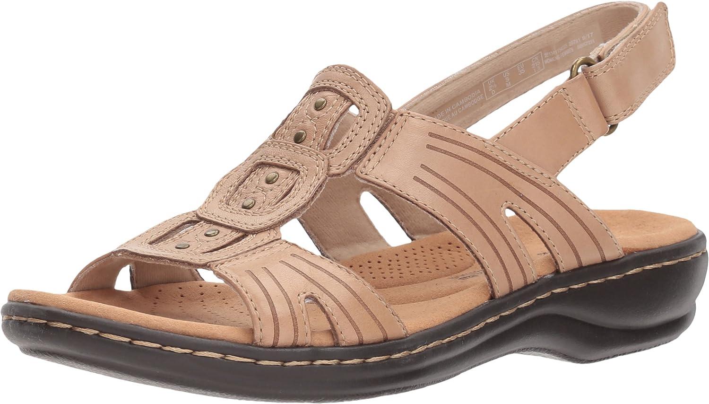 Clarks Womens Leisa Vine Sandals