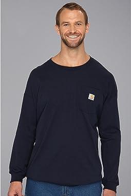Big & Tall Workwear Pocket L/S Tee