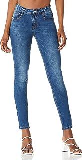 Demon&Hunter 617-serie denim broek dames jeans hoge taille skinny push-up damesjeans