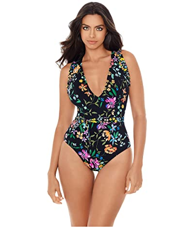 Skinny Dippers Baby Kiss Cinch One-Piece