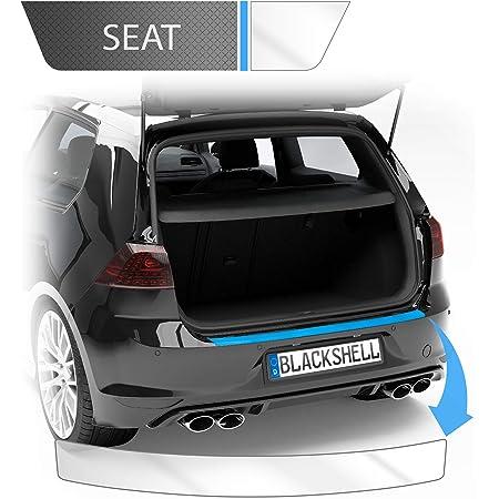Blackshell Ladekantenschutz Folie Inkl Premium Rakel Passend Für Leon St Kombi Typ Kl Bj Ab 2020 Transparent Passgenaue Lackschutzfolie Auto