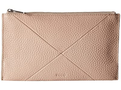 ECCO Linnea Pouch Wallet (Rose Dust) Wallet Handbags
